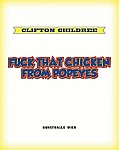 Clifton Childree Fuck that Chicken from Popeyes