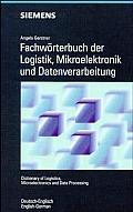 Fachworterbuch der Logistik, Mikroelektronik und Datenverbeitung