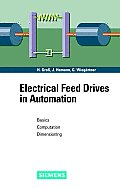 Electrical Feed Drives for Automation Technology