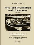 Boots- Und Holzschiffbau an Der Unterweser (Linke Seite)