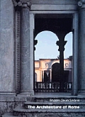 Architecture Of Rome An Architectural Hi