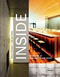 Inside: Interiors of Concrete Stone Wood (Architecture in Focus)