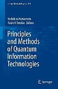 Lecture Notes in Physics #911: Principles and Methods of Quantum Information Technologies