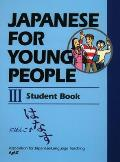 Japanese for Young People III: Student Book (Japanese for Young People)