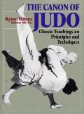 The Canon of Judo Cover