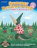 Kumon Summer Review & Prep Workbooks 2 3