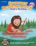 Summer Review & Prep Workbooks 4-5 (Summer Review & Prep) Cover