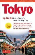 Tokyo: 29 Walks in the World's Most Exciting City Cover