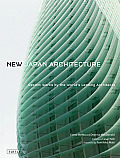 New Japan Architecture: Recent Works by the World's Leading Architects Cover