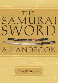 The Samurai Sword: A Handbook Cover