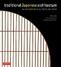 Traditional Japanese Architecture: An Exploration of Elements and Forms Cover