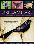 Origami Art: 15 Exquisite Folded Paper Designs from the Origamido Studio
