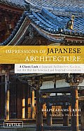 Impressions of Japanese Architecture Cover