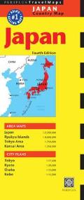Japan Travel Map 4th Edition