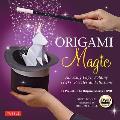 Origami Magic Kit: Amazing Paper...