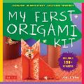 My First Origami Kit 20 Kid Tested Sticker Fun Projects