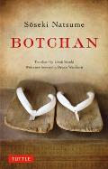 Botchan (Tuttle Classics) Cover