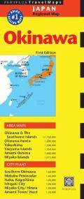 Travel Map Okinawa First Edition