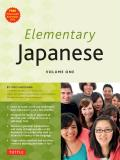 Elementary Japanese, Volume One [With CDROM]