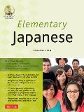 Elementary Japanese, Volume Two [With CDROM]