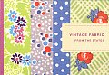 Vintage Fabric from the States A Visual Introduction to American Vintage Fabrics