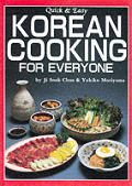 Korean cooking for everyone Cover