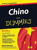 Chino Para Dummies = Chinese for Dummies (Para Dummies) Cover