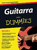 Guitarra Para Dummies (Para Dummies) Cover
