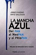 La Mancha Azul / the Blue Stain