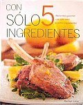 Con solo 5 ingredientes/ Just 5 things