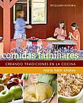 Comidas Familiares/ Family Meals Cover