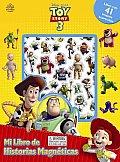 Toy Story 3 MI Libro De Historias Magneticas / Toy Story 3 Bubble Magnet Book