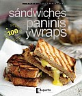 Sandwiches, Paninis Y Wraps / Sandwiches, Panini &amp; Wraps