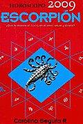 Escorpion 2009/ 2009 Scorpio