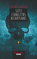 Siete Esqueletos Decapitados (Libro de los Heroes)