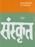 Introduction To Sanskrit 2nd Edition Part One