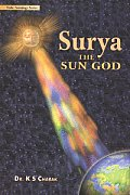 Surya: The Sun God Cover