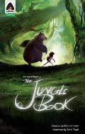 The Jungle Book (Campfire Graphic Novels) Cover