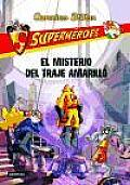 El Misterio Del Traje Amarillo / the Mystery of the Yellow Suit