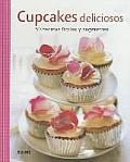 Cupcakes Deliciosos: 50 Recetas Faciles y Sugerentes