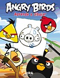 Aprende a dibujar / Learn to Draw Angry Birds