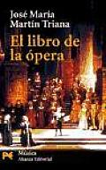 Libro de La Opera