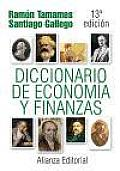 Diccionario De Economia Y Finanzas / Economics and Finance Dictionary