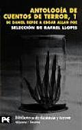 Antologia De Cuentos De Terror, 1 / Anthology of Horror Stories, 1