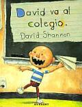 David Va Al Colegio / David Goes to School