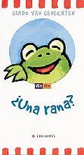 Una Rana?/ a Frog?