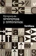 Diccionario De Sinonimos Y Antonimos (96 Edition)