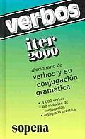 Iter 2000 - Verbos