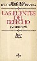 Las Fuentes Del Derecho / the Sources of Law