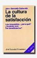 Cultura de La Satisfaccion